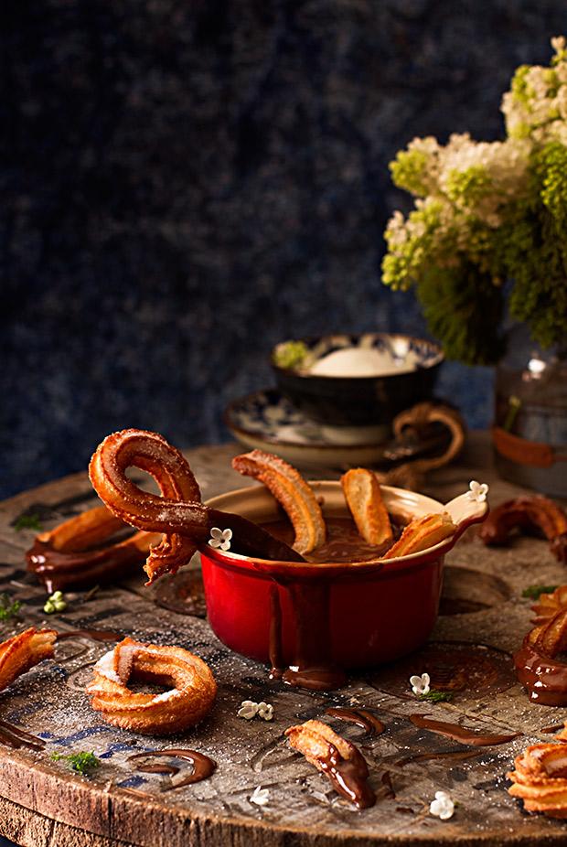 Cómo hacer churros auténticos en casa. 5 trucos infalibles