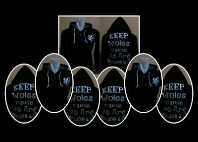 Hoodie (Sweater Kupluk) Hitam Science 2 (IPA 2) SMUN 8 Bogor