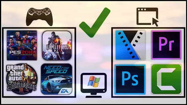 تثبيت البرامج الضرورية والمهمة لتشغيل الألعاب والبرامج على الكمبيوتر وحل مشكلة رسائل الخطأ