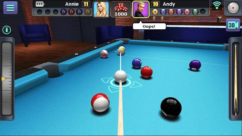 Download 3D Billiard Mod Apk 1