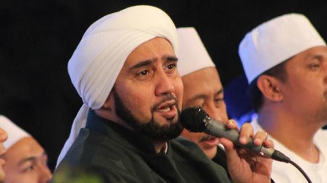 Habib Syech: Umat Rasulullah Mebebar Perdamaian, Bukan Kebencian