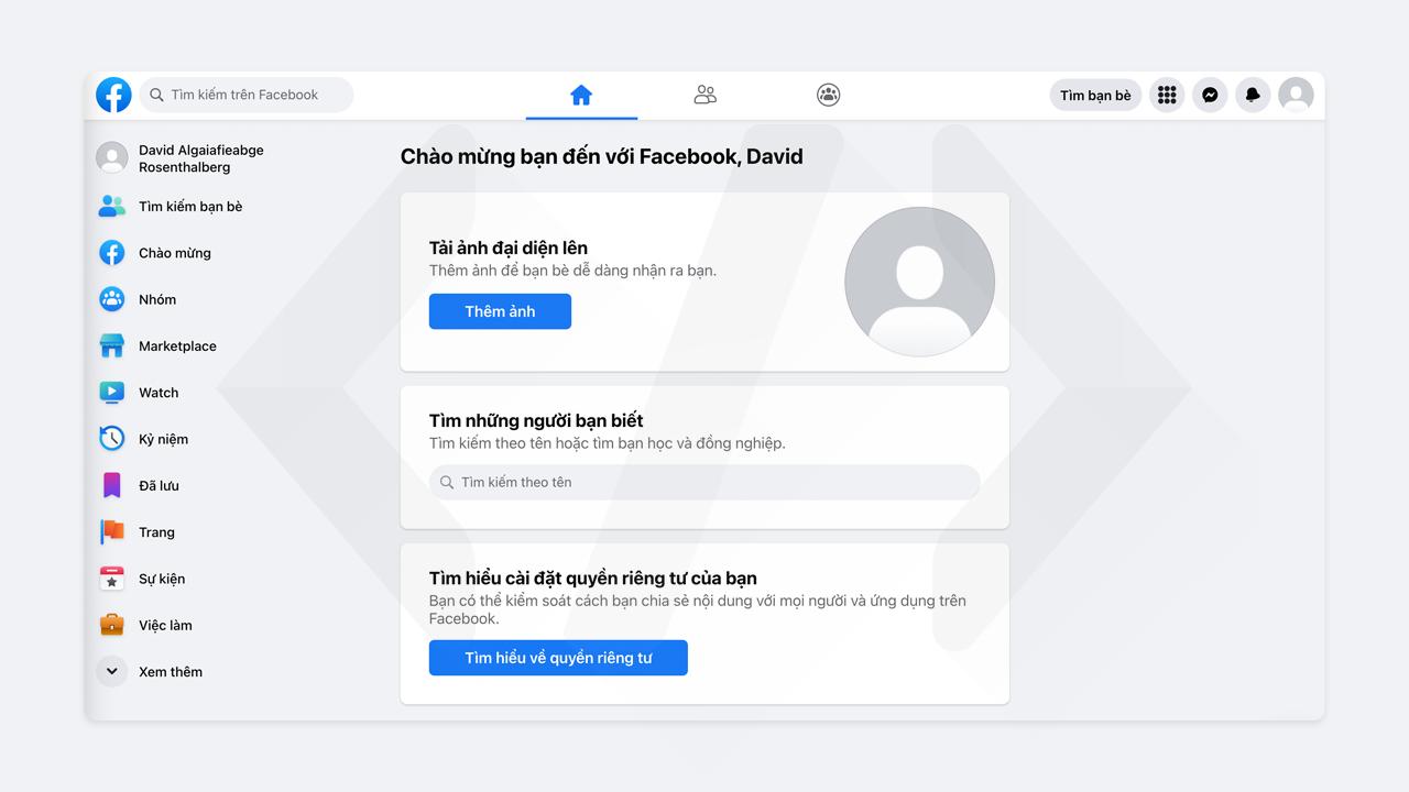 Hướng dẫn tạo tài khoản thử nghiệm Facebook bước 4