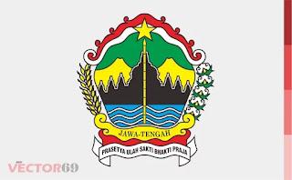 Logo Provinsi Jawa Tengah - Download Vector File PDF (Portable Document Format)