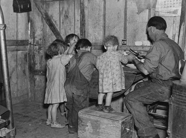 How the great depression changed american