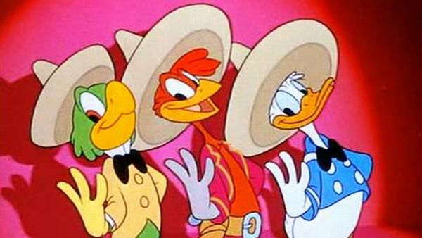The Three Caballeros Movie Top Songs
