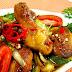 kumpulan sajian resep masakan ayam pedas yang terbaru dan enak