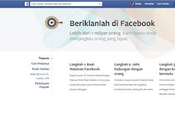 Panduan Lengkap Cara Beriklan Di Facebook Dengan Pembayaran Bank Lokal