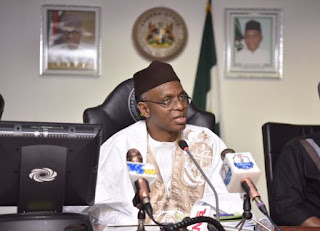 Kaduna is the only state in Nigeria to have started 2017 with an approved budget