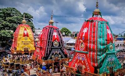 Jagannath Yatra muharat