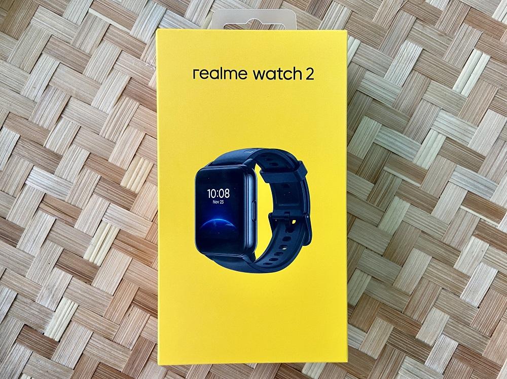 realme Watch 2 Retail Box