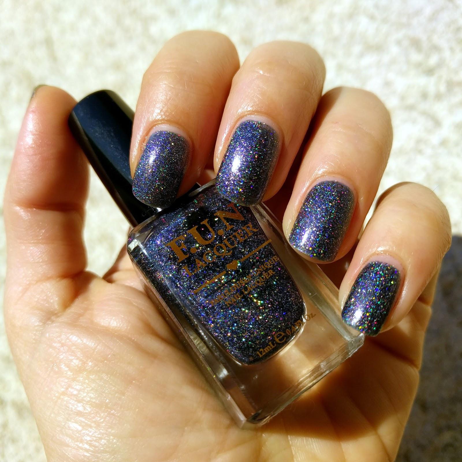 old: shine eye\'s shiny nails: fun lacquer fashion show (new year 2016)