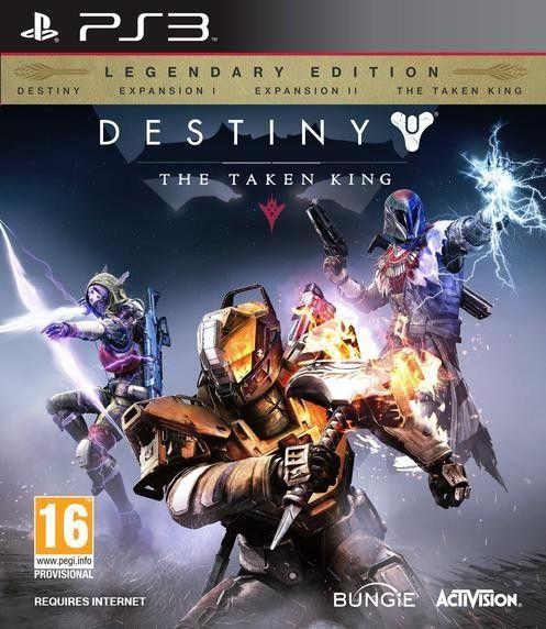 Destiny The Taken King Legendary Edition PS3 iMARS