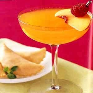 طريقة عمل عصير الخوخ