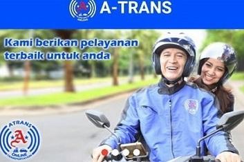 ojek atrans, ojek online atrans, ojek atrans online, trans ojek, atrans ojek