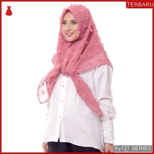 Ky121h85 Hijab Segiempat Lice Murah Rubiah Bmgshop Terbaru
