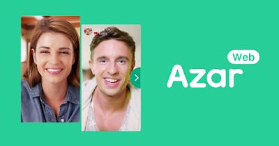 تحميل تطبيق Azar اصدار 2020