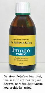 Imuno tonik - tinktura za imunitet