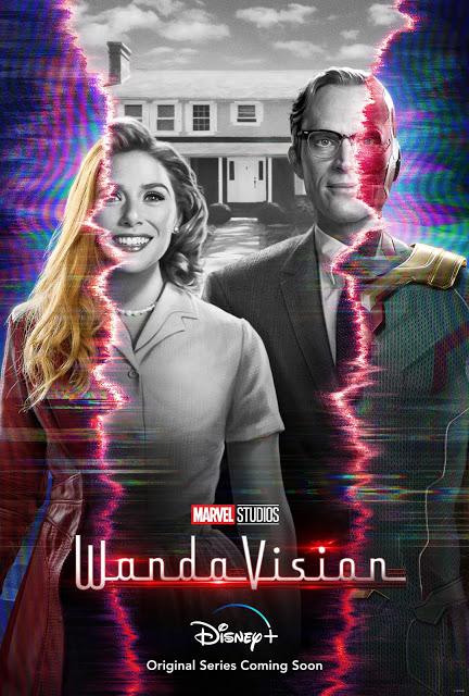 WandaVision Poster - Desktop HD Wallpapers