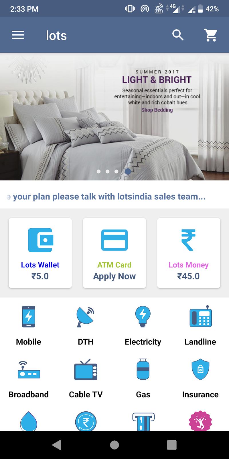 Lots App Loot: get 50 when you register the lots app