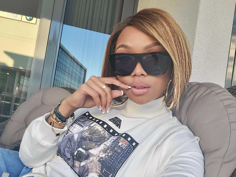 South African OAP, Bonang Matheba Completely Slayed These Two Looks & We Are Obsessed