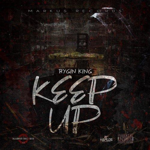 RYGIN KING – KEEP UP – MARKUS RECORDS – 2019