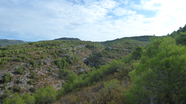 La Serra de Montsant