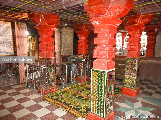 Surjal / Sudarshana Mata Temple Sudrasan Didwana
