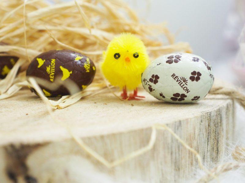 Idée de Chasse à l'oeuf  et Chocolats de Pâques ( Concours Révillon)