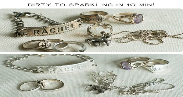 Five Ways To Clean Your Jewelry At Home! Make Your Jewelry Shine Like New Again !
