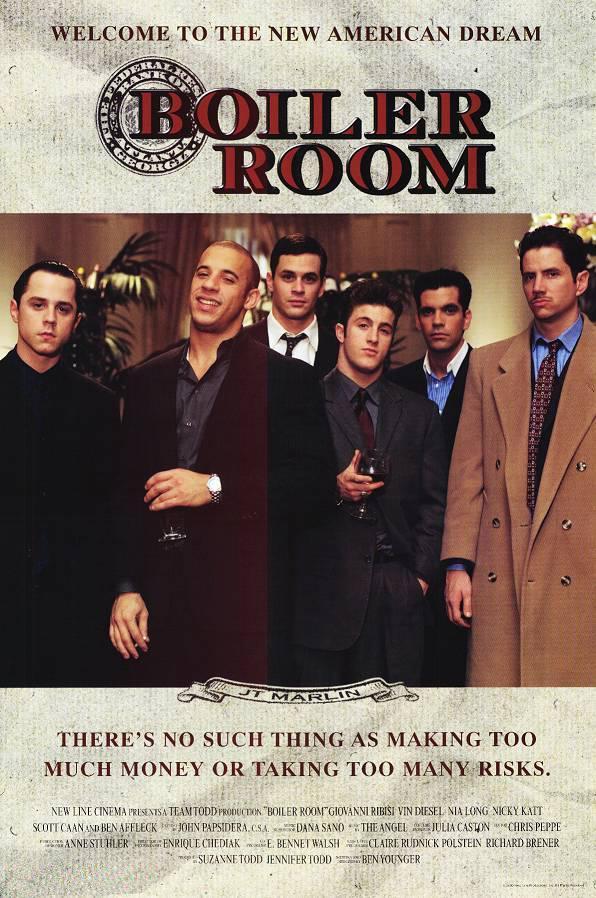Download Boiler Room (2000) Full Movie in Hindi Dual Audio BluRay 720p [1GB]