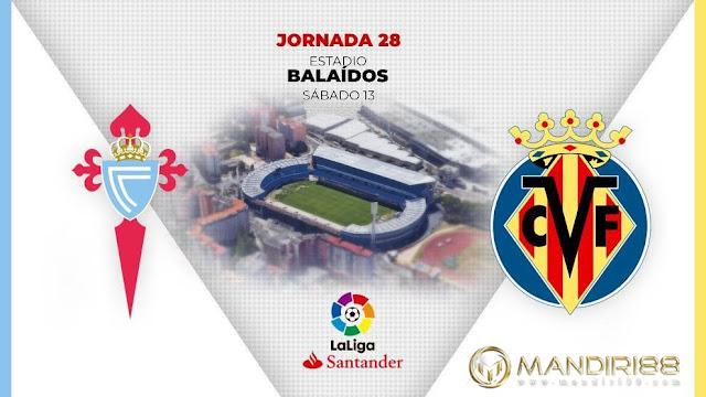 Prediksi Celta Vigo Vs Villarreal, Sabtu 13 Juni 2020 Pukul 22.00 WIB