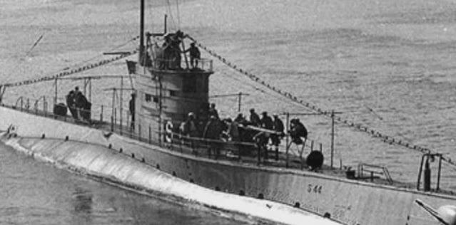 Kapal Selam Jerman U-1206