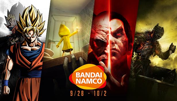 Bandai Namco Bentuk Perusahaan Khusus Platform Mobile