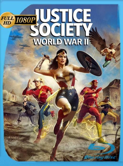 Justice Society: World War II (2021) WEB-DL 1080p Latino [GoogleDrive] Ivan092