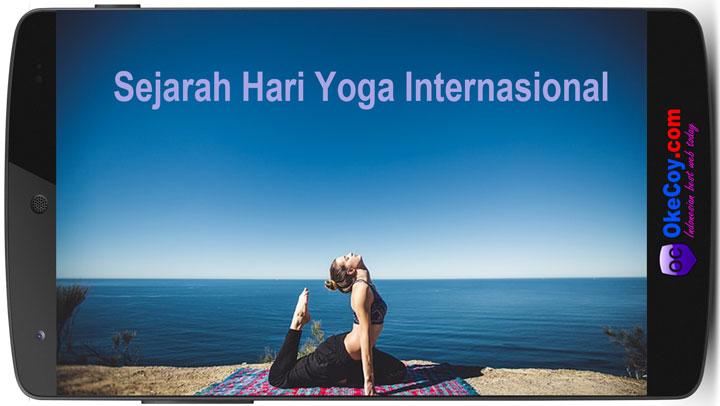 Acara Peringatan Hari Yoga Internasional