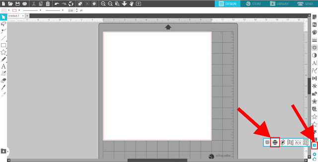 rhinestones, mandalas, silhouette studio design tools, dot mandala, rhinestone tool