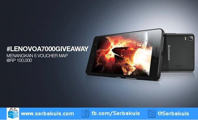 Kuis Lenovo MAP Giveaway Berhadiah Voucher MAP 500K