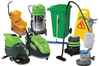Penggolongan/Klasifikasi Dari Cleaning Equipment