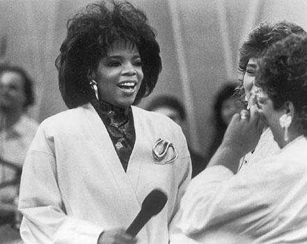 Oprah's success