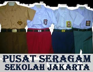 grosir seragam sekolah Jakarta
