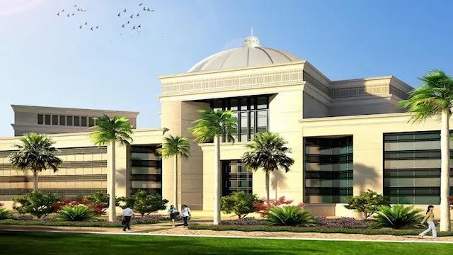 كليات جامعة المنصورة الجديدة 2021 2022
