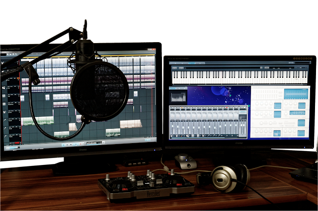Δωρεάν προγράμματα επεξεργασίας ήχου μουσικής