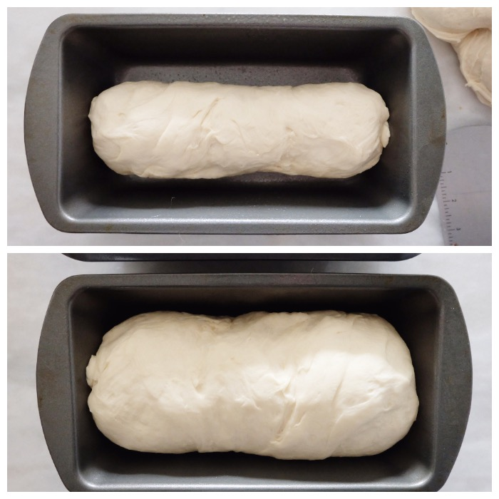 second rise before and after