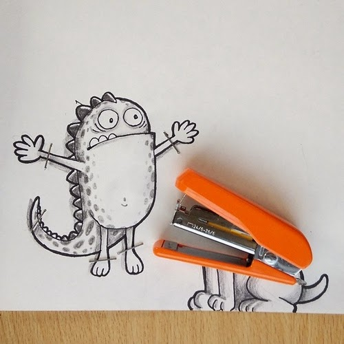 01-Drogo-Stapler-Manik-N-Ratan-maniknratan-Cartoon-Drawings-www-designstack-co