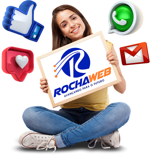 Venha para ROCHA WEB TELECOM (79) 98827-1467