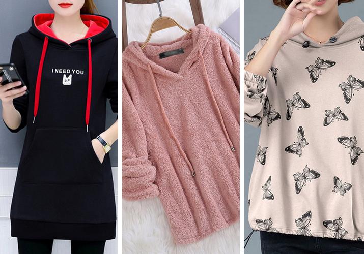 fashion hoodies