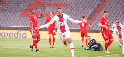 ملخص واهداف مباراة باريس سان جيرمان وبايرن ميونخ (3-2) دوري ابطال اوروبا