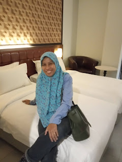kamar di Pakons Prime Hotel Tanggerang
