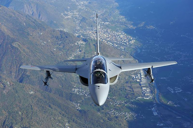 Bulgaria new trainer jet M346