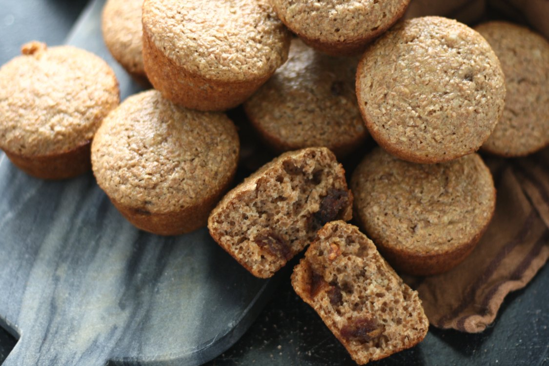 Bran Muffins inspired by Game of Thrones